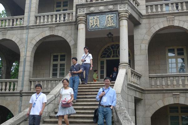 港中旅信阳鸡公山风景区